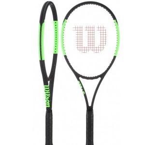 wilson blade 101 tenis raketi