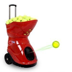 tenis topu atma makinası
