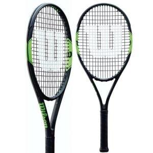 wilson milos tenis raketi