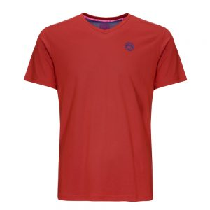 erkek tenis tshirt kırmızı