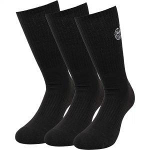 tenis çorabı siyah