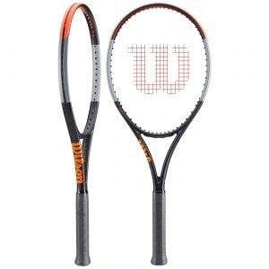 wilsopn burn 100 uls tenis raketi