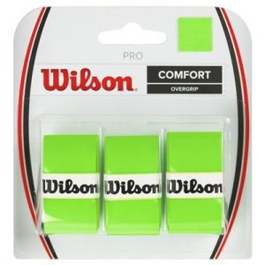 wilson pro overgrip yeşil